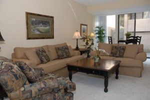 Harbour Town Club Living Room