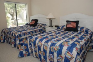 Heritage Villas Bedroom