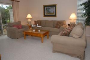 Heritage Villas Living Room
