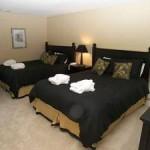 Center Court Villas Bedroom