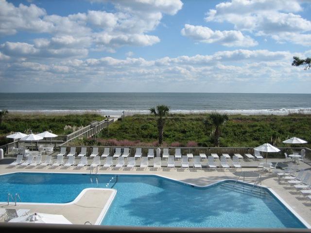 Ocean One Villas Pool