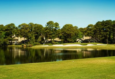 Oyster Reef 16th Hole