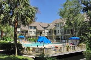 Courtside Villas Pool
